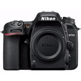Camara Nikon - D7500 Dslr Cuerpo Body Nueva 4k Envio Gratis