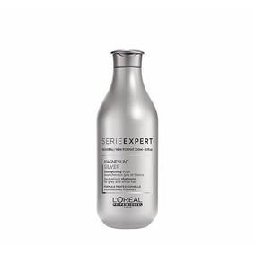 Shampoo Silver Loreal Expert Cabellos Grises Y Blancos 250ml
