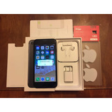 Autentico Apple Iphone 7-256gb- Negro Mate Unlocked A1660