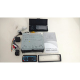Dvd Player Mp3 Usb Lcd 3 Original Ford H-buster Hdb-9280