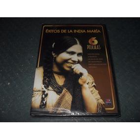 La India Maria 6 Peliculas En Dvd, Comedia Cine Mexicano