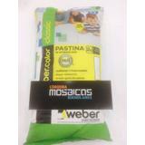 Pastina Weber Negro X 2 Kilos - Mosaiquismo -
