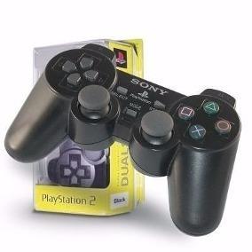 Joystick Sony Play Station 2 Analogico Dualshock Centro