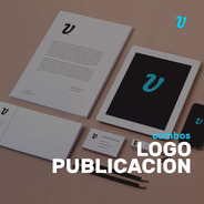 Logo + Plantilla Mercado Libre Identidad Diseño Grafico