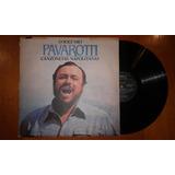 Disco Vinilo Luciano Pavarotti O Sole Mío Canzonetas Napolit