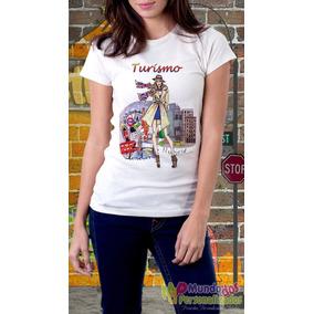 Camiseta Personalizada Profissões Turismo