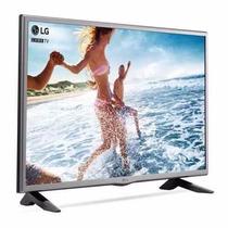 Tv Lg 32 Led 32lh51 Tela Hd Usb Hdmi Conversor Digital