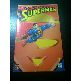 Hq Revista Superman Dc Comics 2º Série -nº 1, Ed. Abril 2002
