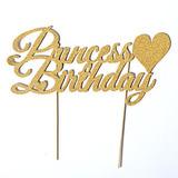 Torta De Cumpleaños Princesa De Jazz De Papel