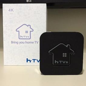 Tablet Box Htvi Versao 5 H Tv Configurado Android Original