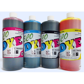 Tinta Litro Dye Coreana Para Impresora Epson Hp Canon Lexmar