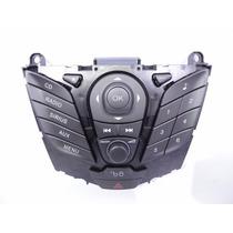Comando Controle Rádio Painel New Fiesta 10/13 - Sem Sync