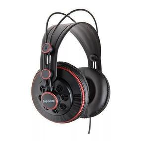 Fone Superlux Hd681 P/ Dj Estúdio Hd 681 Musica Jogos Pro