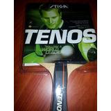 Raqueta De Tenis De Mesa/ping Pong Stiga Tenos 1 Estrella