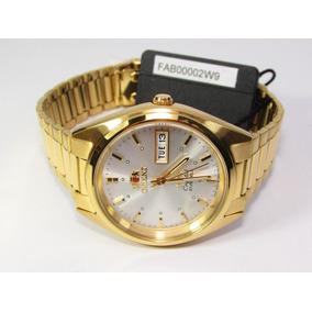 Reloj Orient Automatico Hombre Fab00002w9 Gold |watchito|