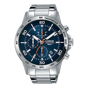 Lorus Rm399cx9 Reloj De Pulsera De Cuarzo Para Hombre