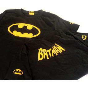 Polera Niño, Polera Superheroe, Batman, Flash, Superman