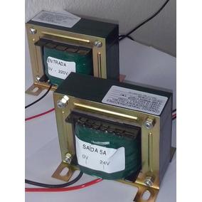 Transformador Monofasico 110/220v Saída 50-0- 50v 8a