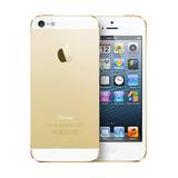 Iphone 5s Color Dorado 16gb