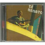 Cd Zé Renato Tempo Amar Músicas Da Jovem Guarda 2008 Usado