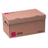6 Cajas Carton Tamaño Carta Oficio 24,5 X 30,5 X 38,8 Cm