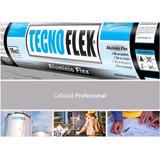 Membrana Asfaltica C/aluminio Flex 4mm Directo De Fabrica