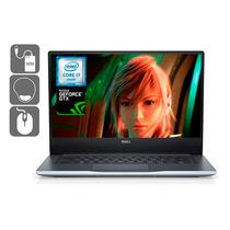 Laptop Dell Gamer I7 Septima Gen 16gb Ddr4 2gb Nvidia 14
