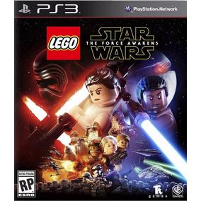 Lego Star Wars Ps3 The Force Awakens Español Digital Hoy!!