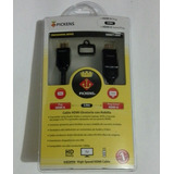 Cable Hdmi Pickens Full Hd Giratorio 180° Hebilla Sellados