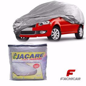 Capa Cobrir Carro Jacare 100% Forrada E Impermeável - P M G