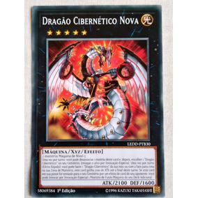 Yu-gi-oh! Dragão Cibernético Nova Comum