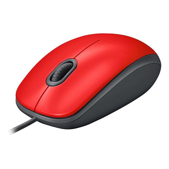 Mouse Optico Logitech M110 Silent Usb Pc Notebook