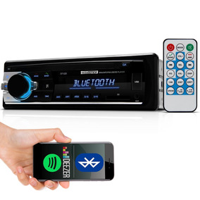 Radio Mp3 Player Som Automotivo Com Sd Fm Pendrive Bluetooth