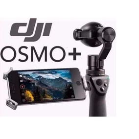Promoção Camêra Dji Osmo+ Plus Zoom 4k+ Bat Ex + Base + 16gb