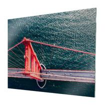 Cuadros Decorativos De Aluminio Con Foto Del Golden Gate