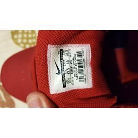 Nike Tenis Con Taquetes Metálicos. Único Par 13.5 Cm.