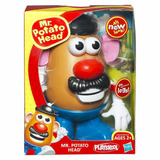 Sr Cara De Papa Mr Potato Head Original Hasbro En Caja