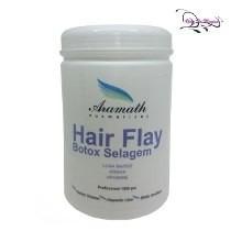 Botox Capilar Selagem Hair Flay Aramath 1kg