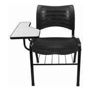 Cadeira Universitaria Iso - Cadeira Escolar - 10 X Sem Juros