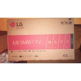 Smart Tv Lg 43 Pulgadas Lh57 2016