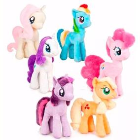 My Little Pony Peluche 25cm Pequeño Pony Original De Wabro
