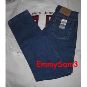 Levis 505 Jeans Azul Dama Talla 28x32 - Original Vzla Nuevo