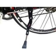Descanso Lateral Pezinho Bike Regulagem Aro 20 À 29 Alumínio