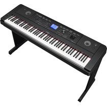 Teclado Yamaha Dgx660 Na Loja Cheiro De Musica Nf Garantia