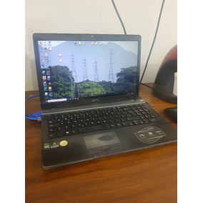 Notebook Avell Titanium B154 - Core I7 - Ssd 480gb - 16gb