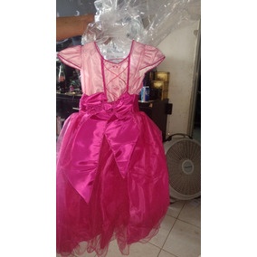 Hermoso Vestido Infantil Nuevo Talla 4-6
