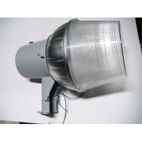 Lampara Poste De Seguridad Vapor De Mercurio 175 Watt Magg