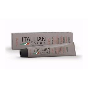 20 Tubos Itallian Hair Color - 60gr Coloração