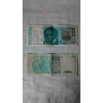 Billetes Antiguos De 1 Austral De 1988