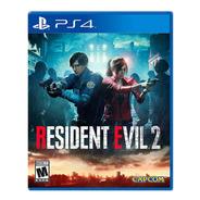 Resident Evil 2 Ps4 Juego Fisico Sellado Original Cd Nuevo